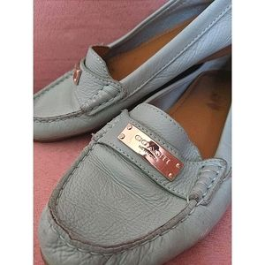-Coach- Slip On Loafers
